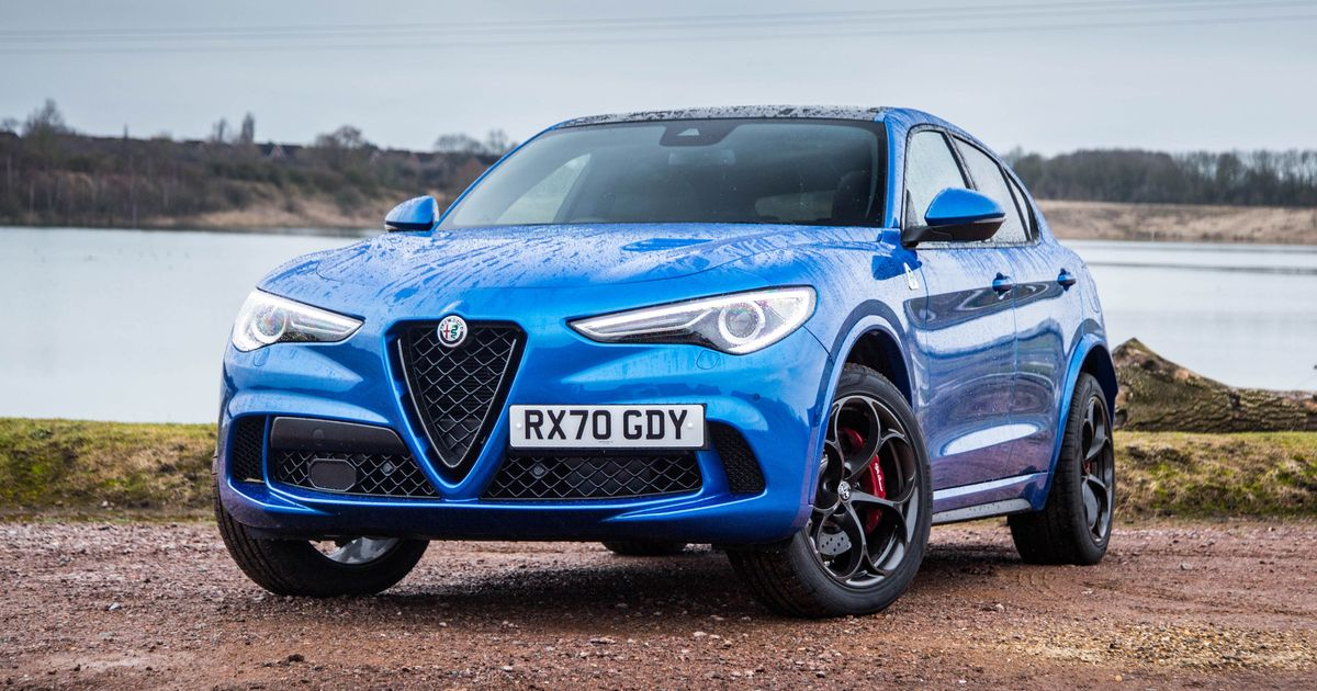 We Have An Alfa Romeo Stelvio Quadrifoglio For 3 Months: What Do You Want To Know?