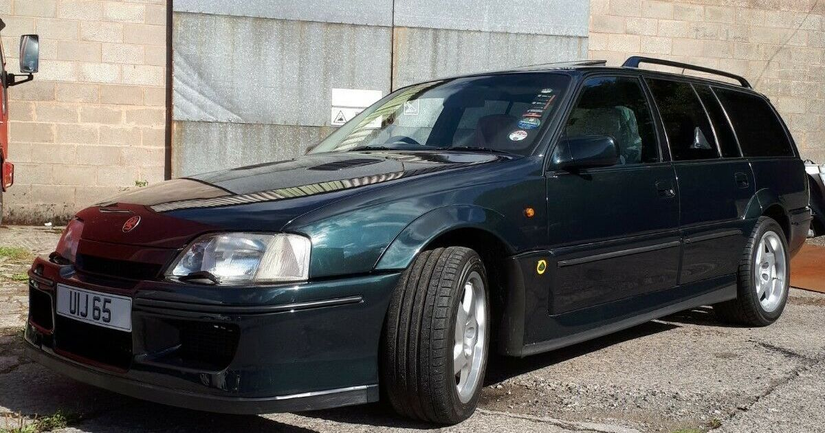 Someone Made A Lotus Carlton Estate And It s Up For Sale