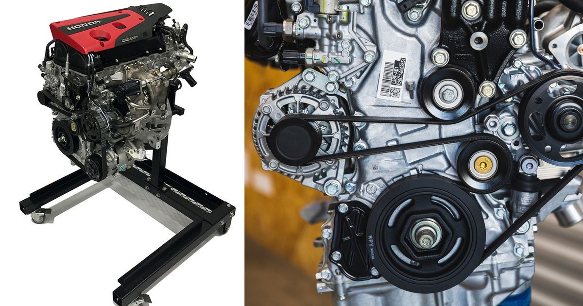 Honda Is Selling Civic Type R Crate Engines For $9000