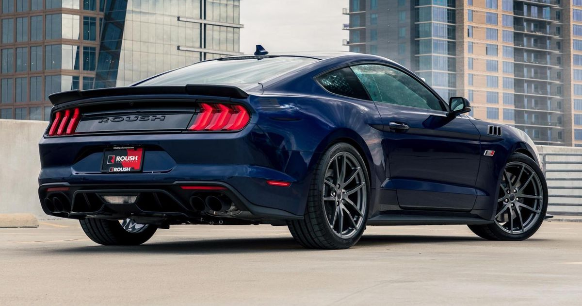 The Roush Stage 3 Ford Mustang Comes With 775hp If You Want