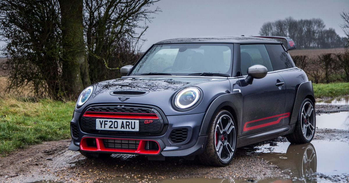 Mini JCW GP Review: Why It s A Confusing Mess Of A Hot Hatch