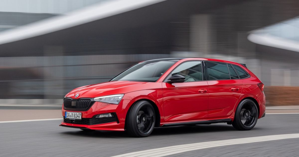 The Skoda Scala Edition S Is A Warm Hatch With Officially-Sanctioned Abt Spice