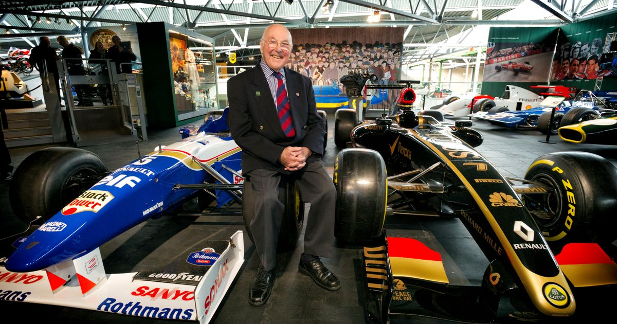 How Murray Walker Made A Massive Impact On My Love Of Motorsport
