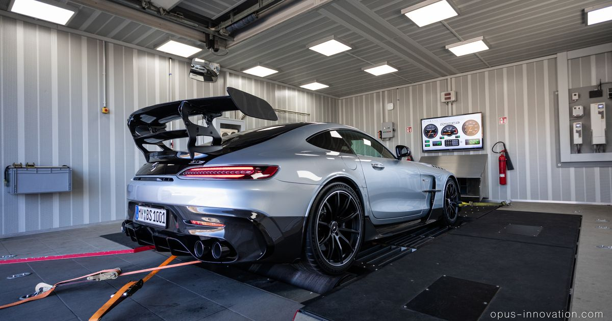 This 1111hp Mercedes-AMG GT Black Series Is Made For Nurburgring Glory - Car Throttle