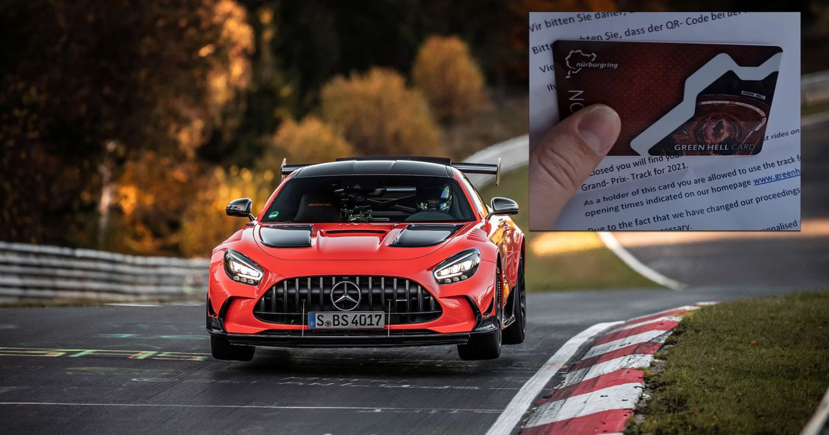 The Annual Nurburgring Touristenfahrten Pass Is Surprisingly Good Value