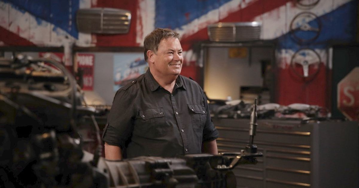 Mike Brewer On The Birth Of Wheeler Dealers, Edd s Departure And The Future