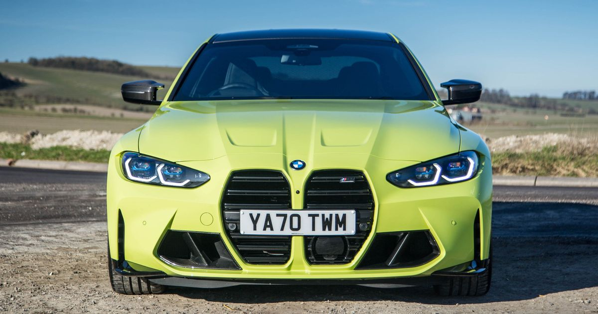2021 BMW M4 Competition G82 Review: M s Glorious Return To Form