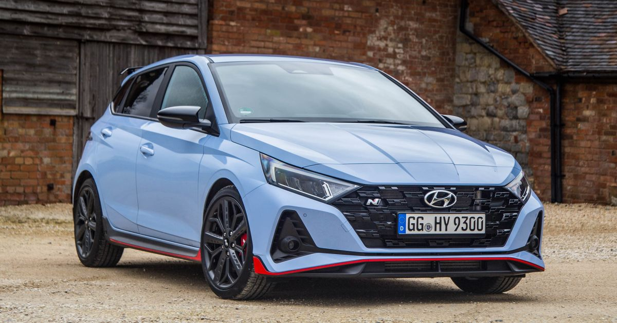 Hyundai i20 N Review: Not As Good As A Fiesta ST, But Don t Let That Put You Off