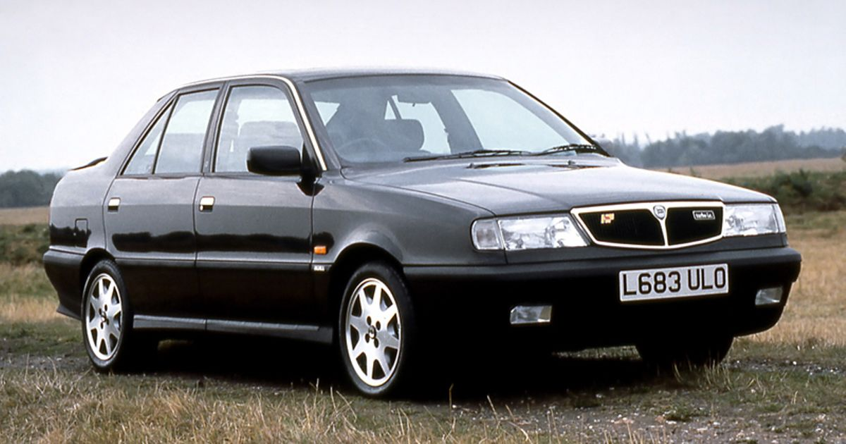 The Lancia Dedra HF Integrale Is A Sports Saloon Failure That Time Forgot