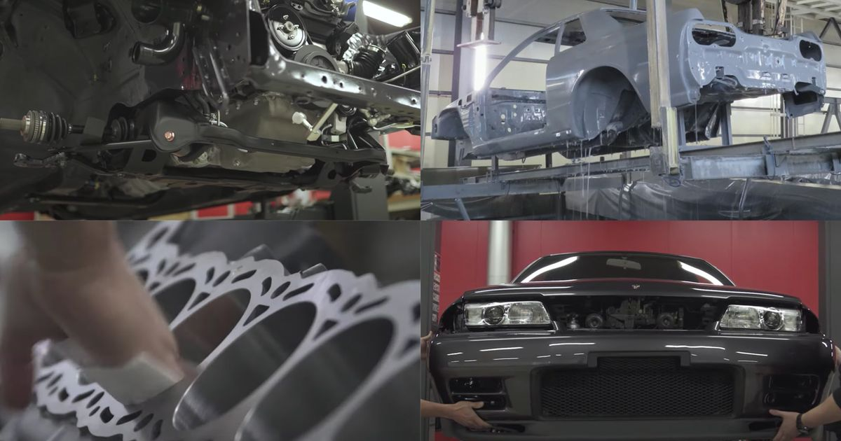 This Is What Nismo s £300k R32 Nissan Skyline GT-R Restoration Looks Like