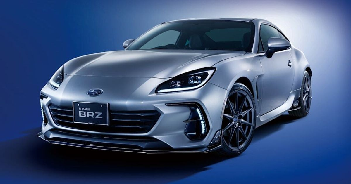 BRZ STI tweaks give the latest Subaru coupe a (non-turbo) boost