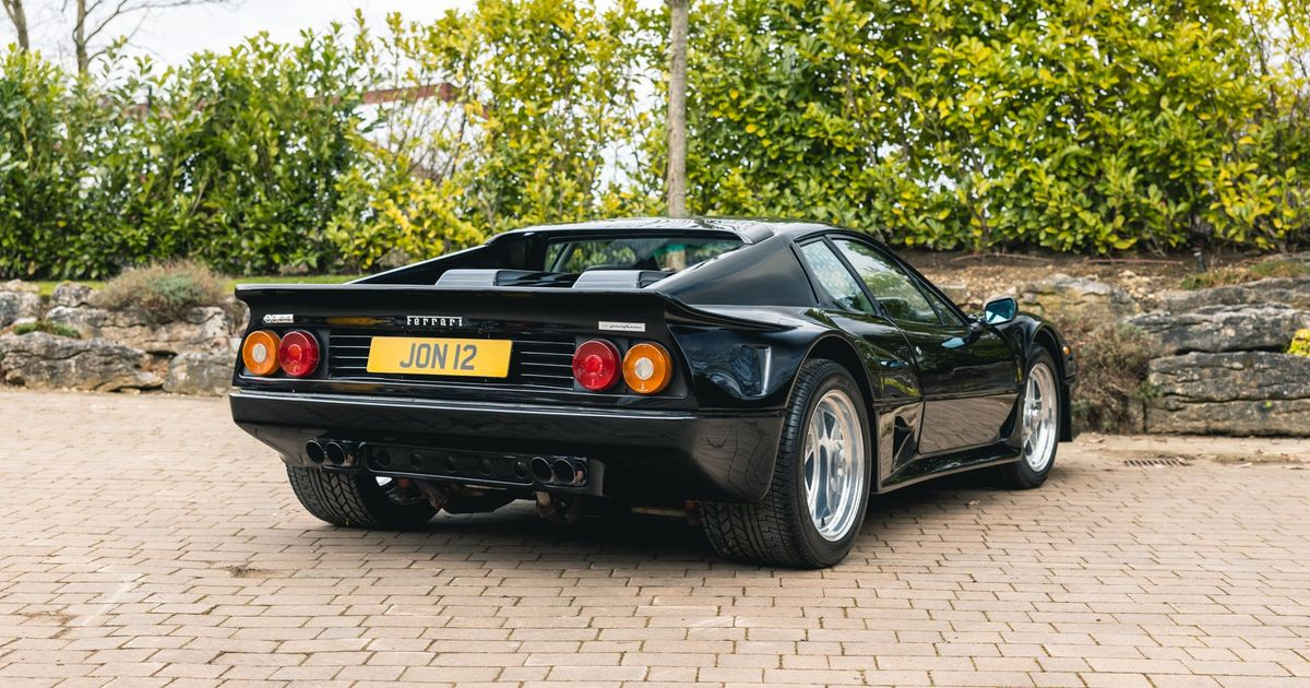 This Ferrari 512 BB Koenig Special Is Pure, Glorious 1980s Excess