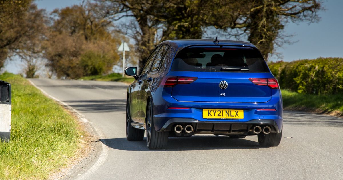 2021 VW Golf R Review: Finally A Car For People Interested In Corners