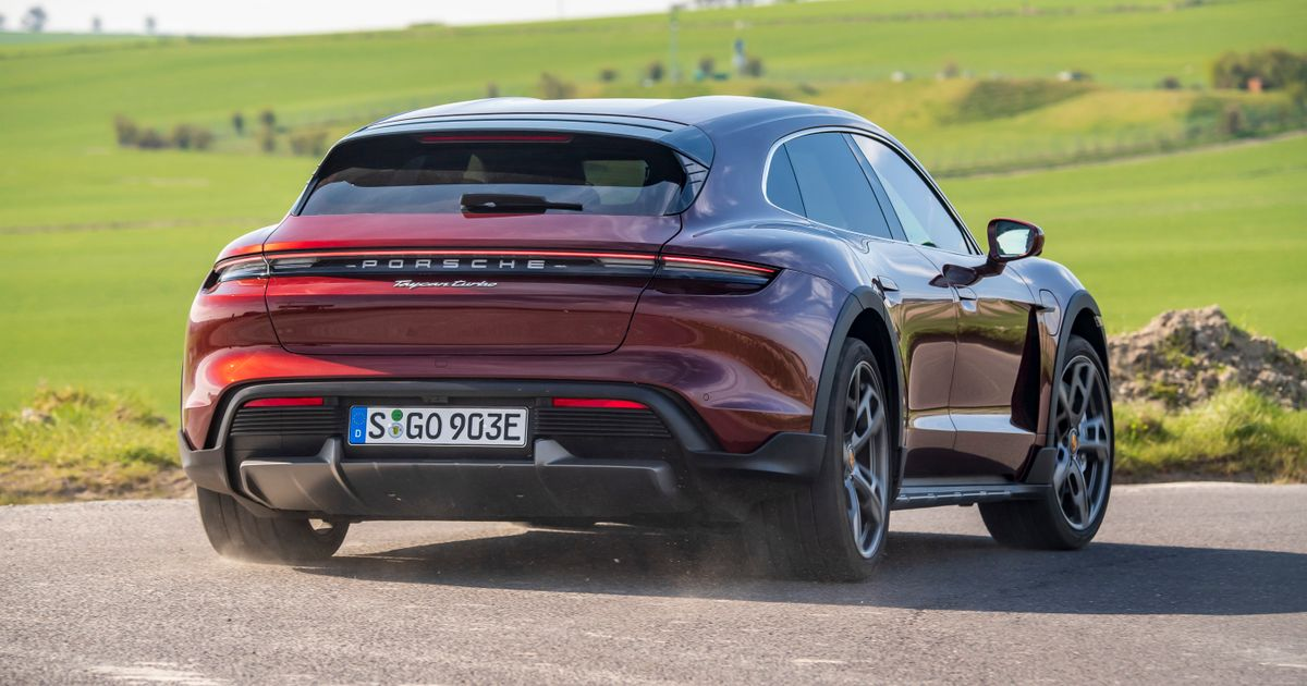 Porsche Taycan Cross Turismo Review: One Half Of Our New Dream Two-Car Garage