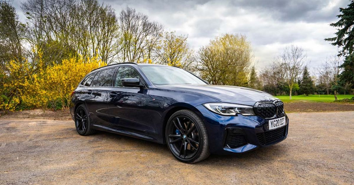 Say Hello To  My  New BMW M340d Touring (AKA The Best New Car On Sale)