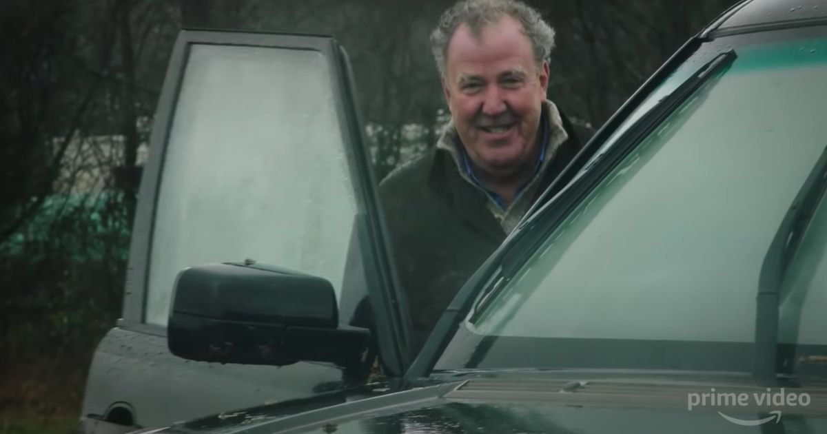 Here s Your First Look At  Clarkson s Farm , Jeremy s New Amazon Show