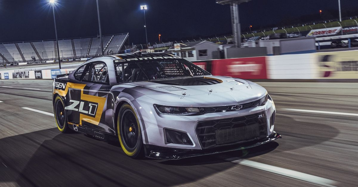 The Next-Gen NASCAR Racers Are The Sport s Biggest Step Forward In Decades