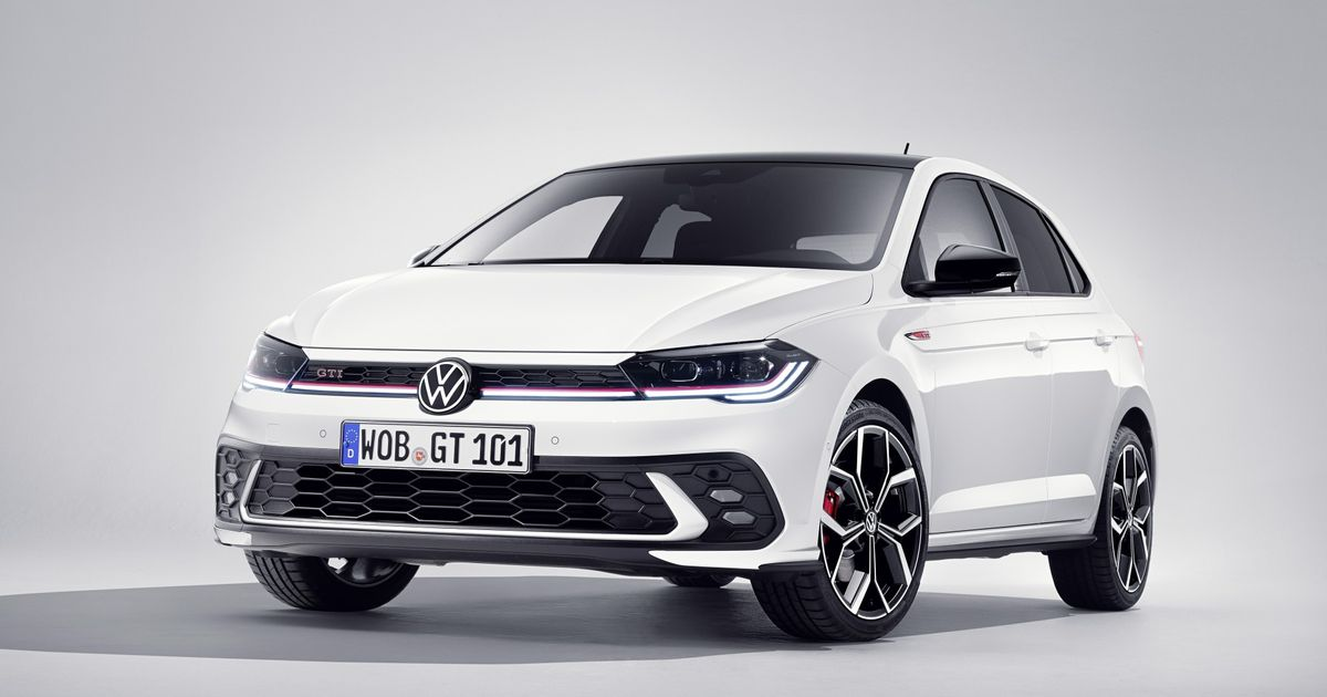The VW Polo GTI Has More Power And A New Face