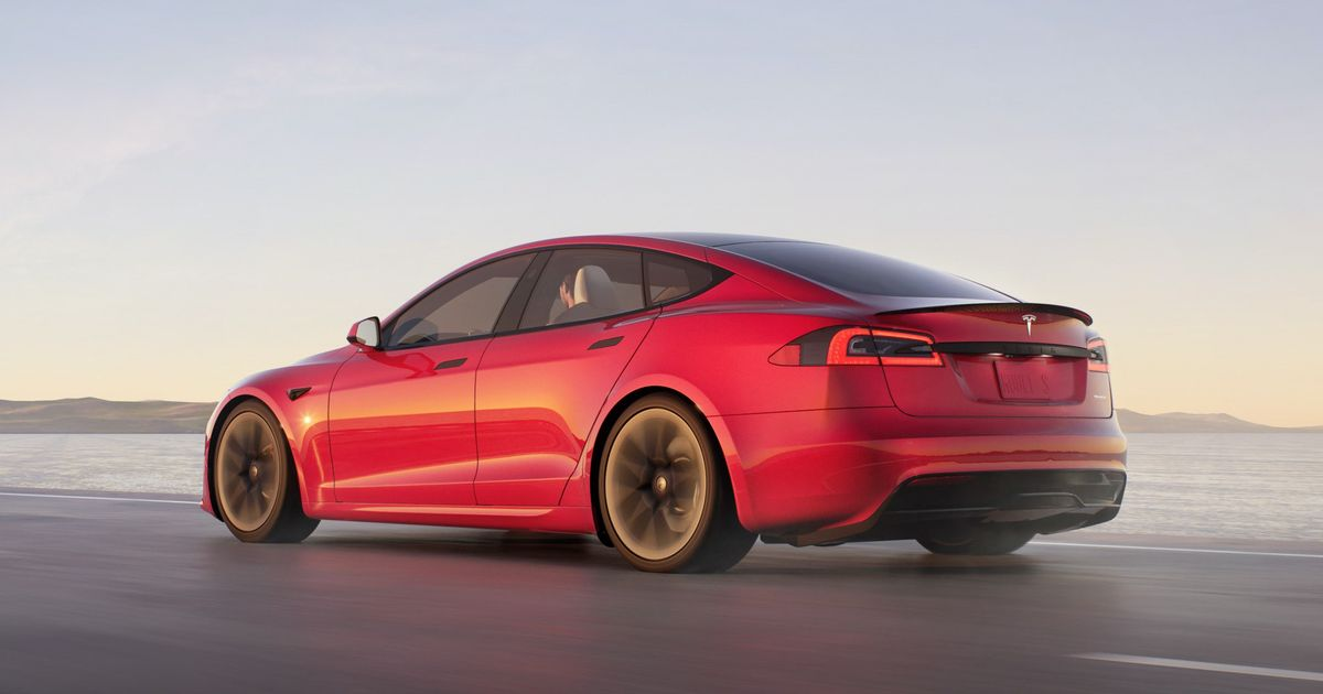 Here's Proof That The Tesla Model S Plaid Can't Do 0-60 In 1.99sec (But It's Still Stupidly Quick)