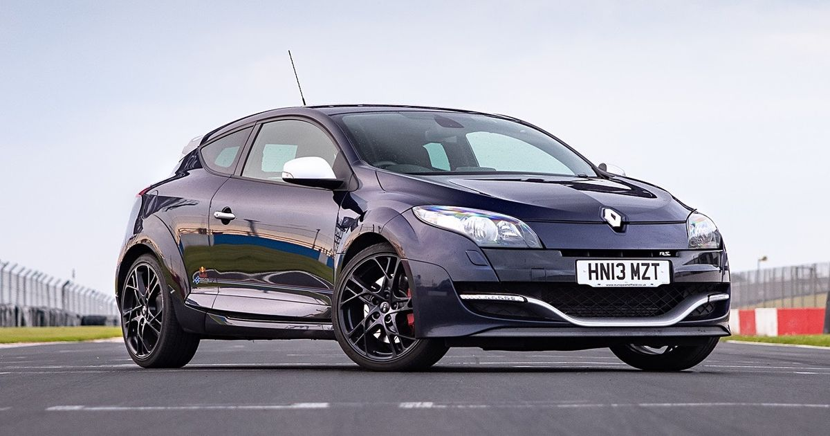The Renault Sport Megane RB8 Is A Special Edition Hot Hatch You Forgot About thumbnail