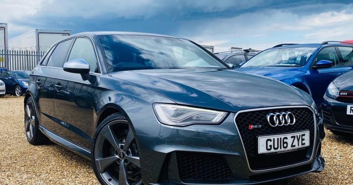 Is This Audi RS3 Good Value At Half The Price Of A New One? thumbnail