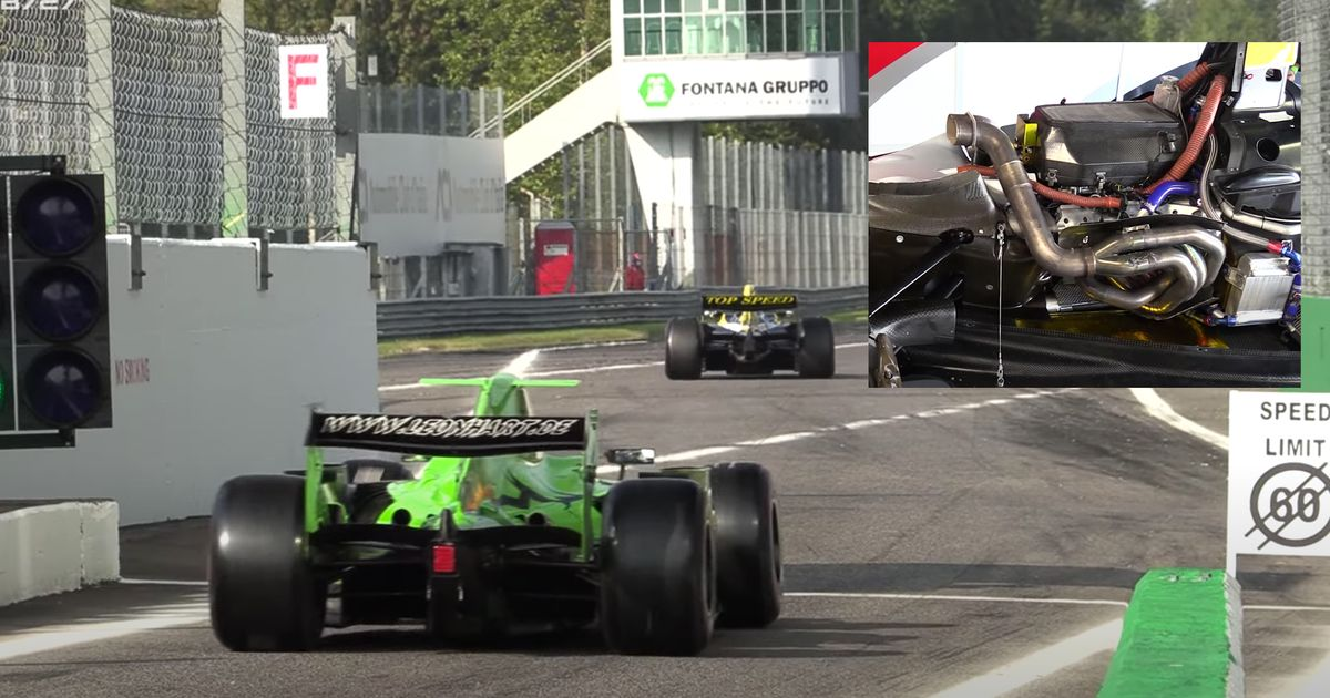 Watch 'Retired' V6, V8 And V8 Single-Seaters Make A Lovely Racket At Monza thumbnail