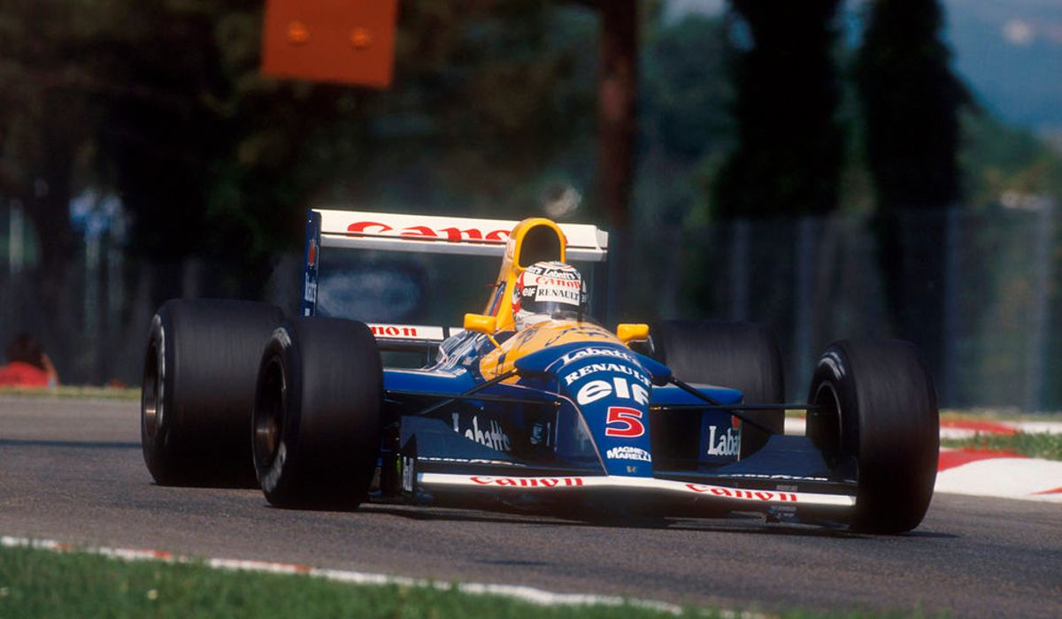 The 8 Greatest Formula 1 Cars Of All Time