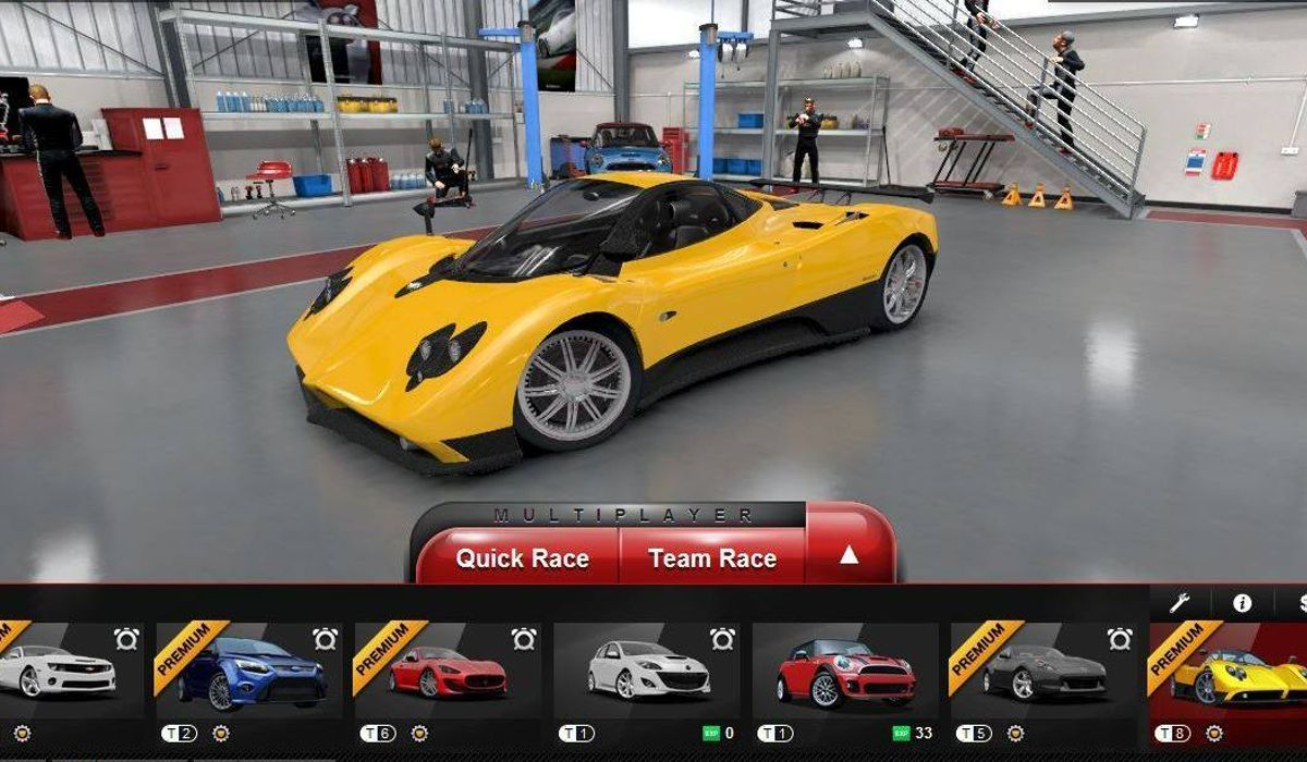 we've been checking out the closed alpha of free-to-play auto club