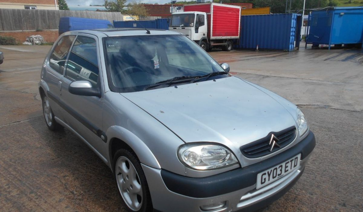 Citroen Saxo VTS BRoad Weapon And Track Beater For The Price Of - Porsche vts