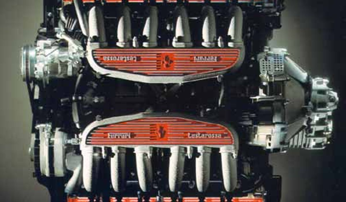 Here's Why Ferrari's Old 'Flat-12' Isn't Exactly A Flat-12 At AllCar Throttle