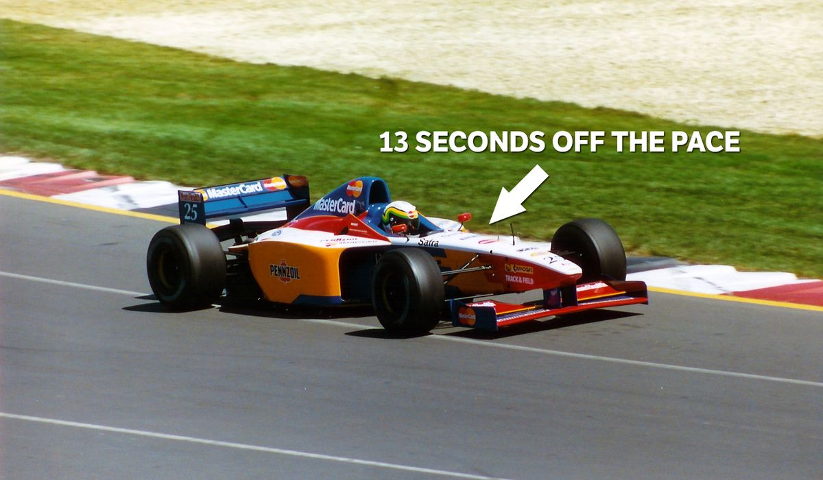 7 Formula 1 Teams That Were Completely Useless