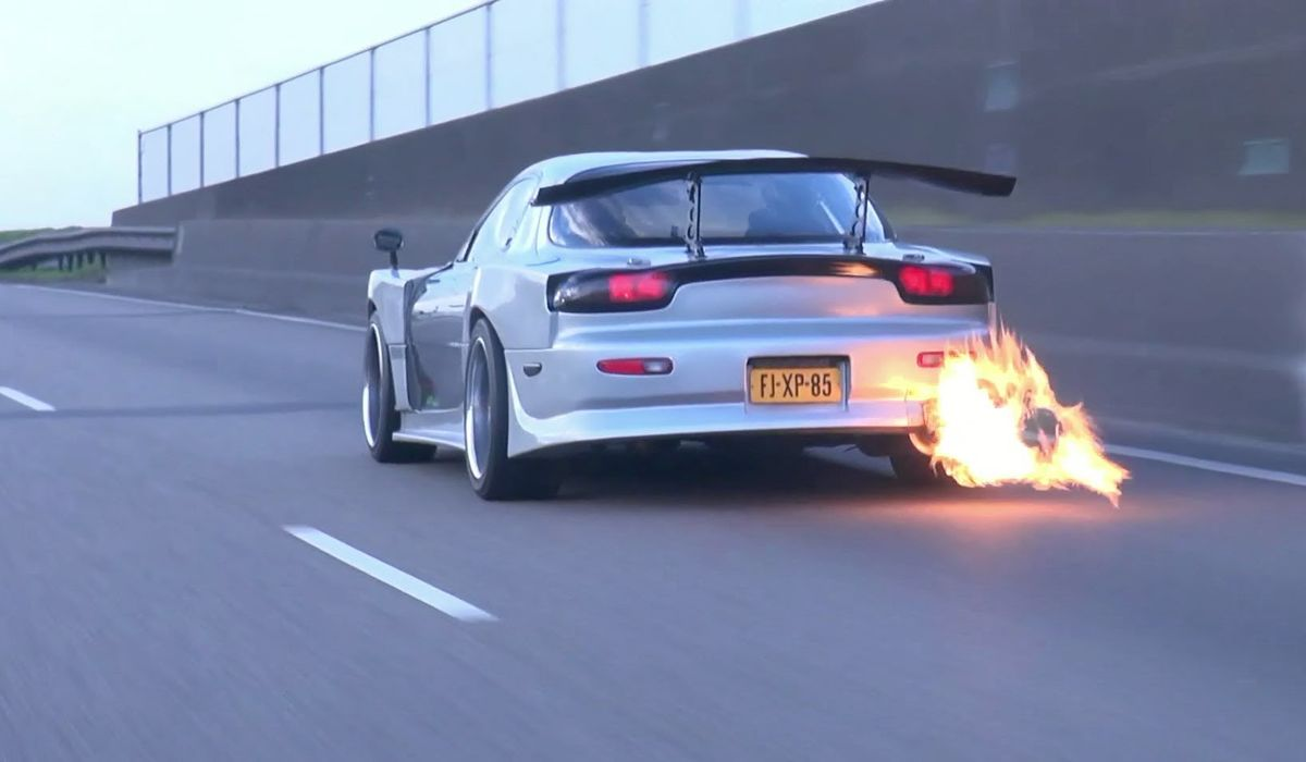 Heres How To Make Your Car Exhaust Spit Flames Wrx Diagram Tuning