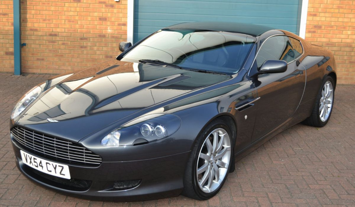 a used aston martin db9 is a gorgeous v12 gt from just £30k