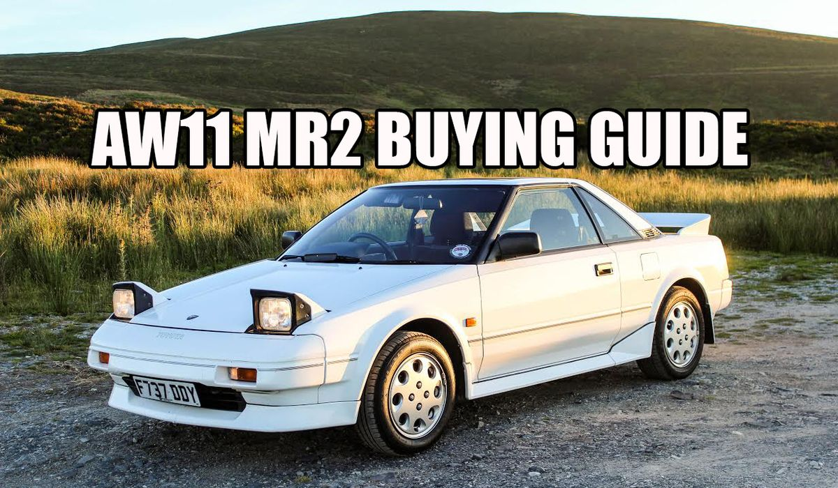 The Ultimate Guide To Buying A Toyota Aw11 Mr2 Icon Miata Engine Plastic Skirt Diagram