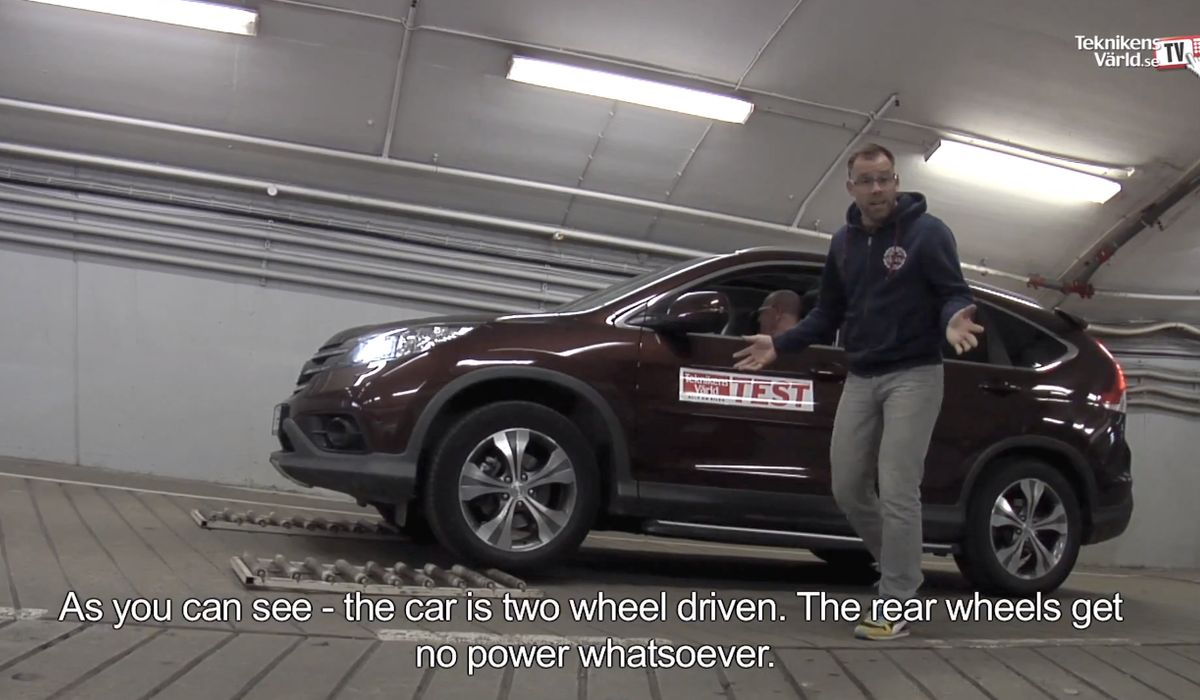 Update Attention All Honda Owners Your 4x4 Cr V Might Not Be A 2015 Engine Wiring Diagram After