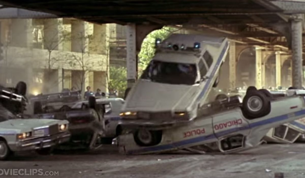 Top 11 Movies That Killed The Most Cars