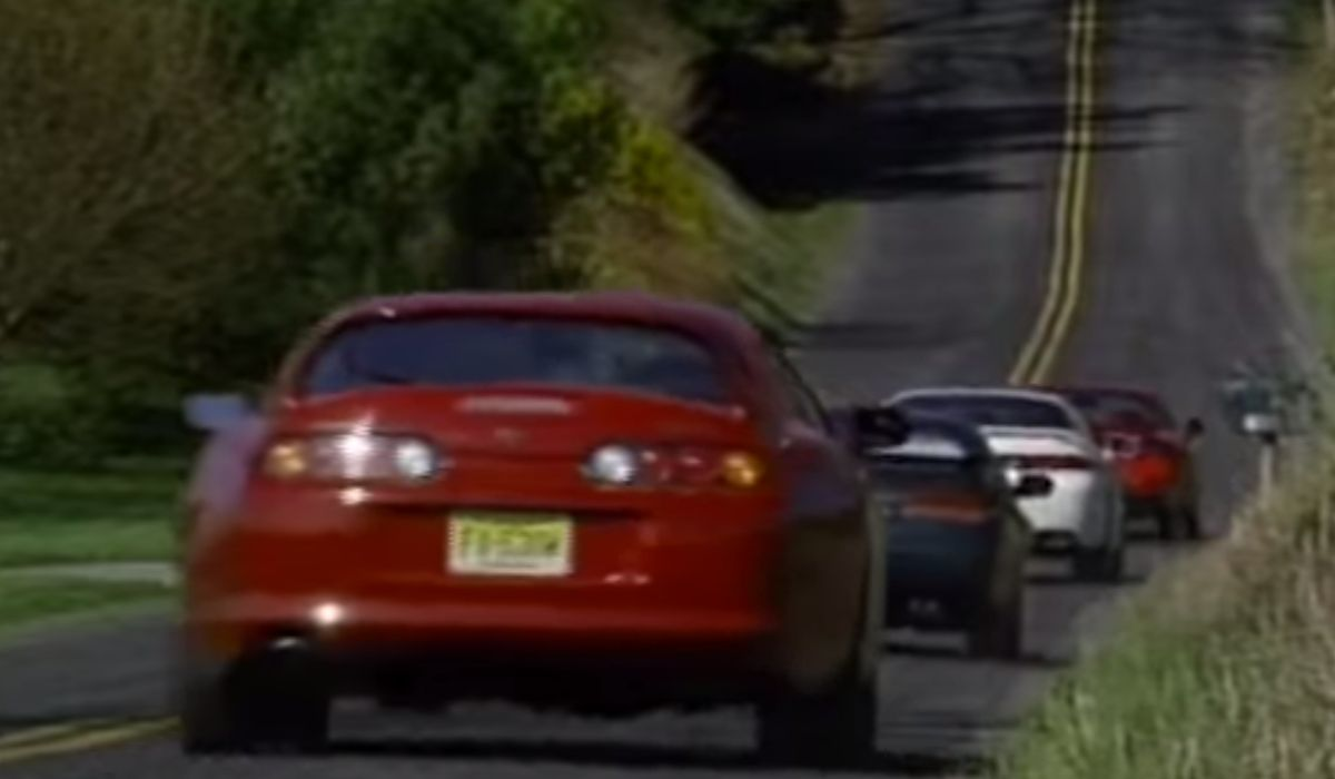 This retro turbo coupe shootout features all your favourite 90s jdm heroes