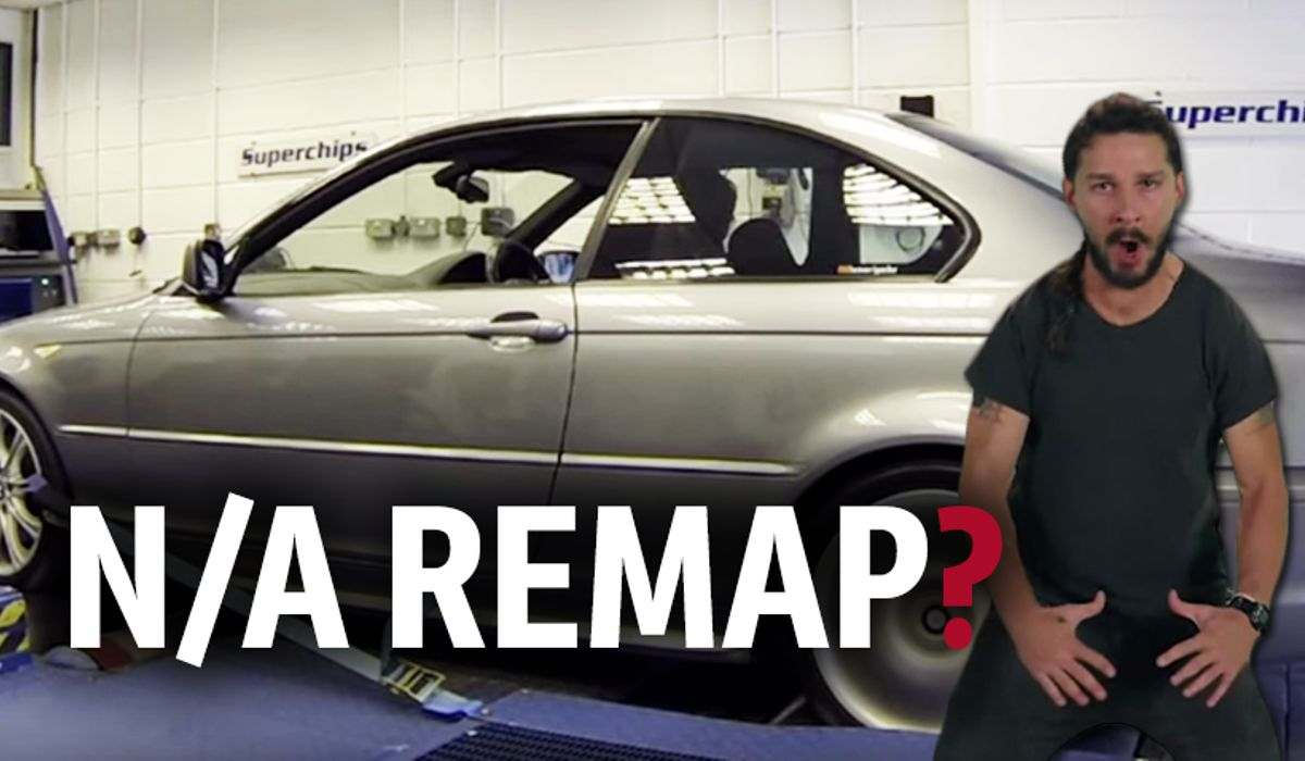 Why Remapping A Naturally-Aspirated Car Is Totally Worth The