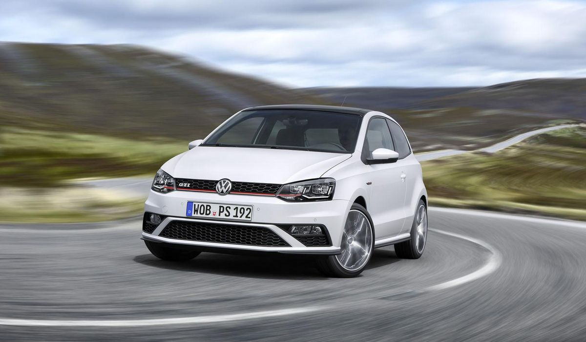 VW polo vw : Rejoice: The VW Polo GTI Has More Power And Now Comes With A ...