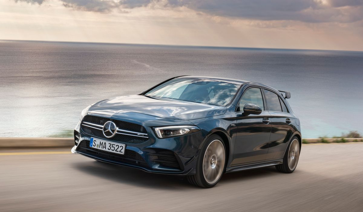 Mercedes Amg A35 Review A True Amg Or A Poor Relation