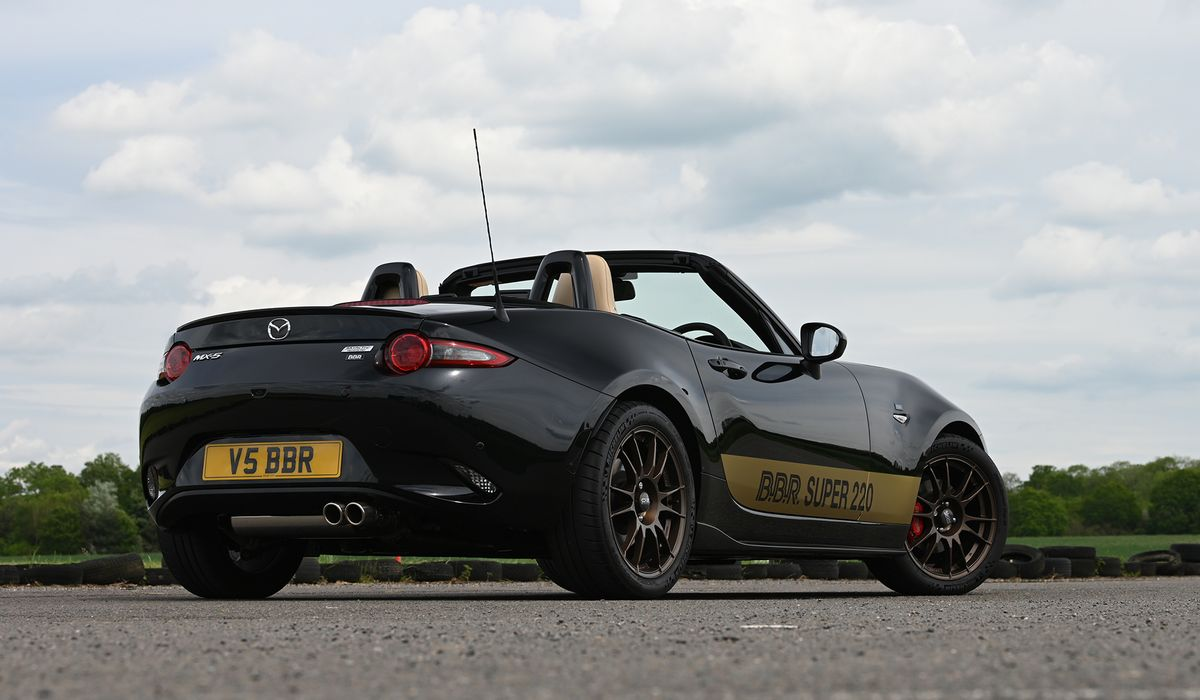 New ND Mazda MX-5 Tuning Pack Gives 221bhp At 7800rpm, No