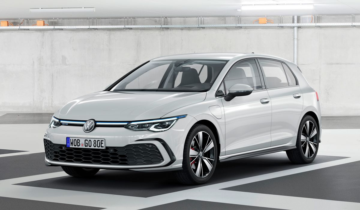The New Smarter Vw Golf 8 Is Here And There S A 242bhp Gte Version