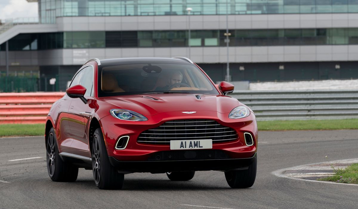 Aston Martin Dbx Review The Most Entertaining Brutish Suv You Ll Ever Drive