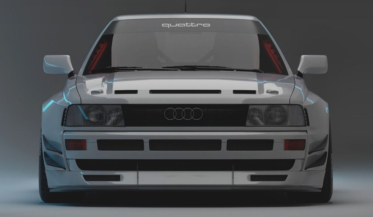 The Prior Design Audi Coupe Is The Two Door Rs2 We Never Got