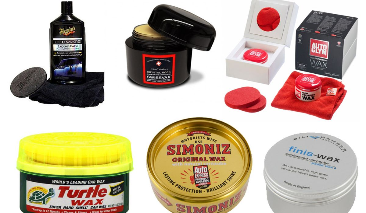 Car wax explained what it is why your car needs it and how often you should do it