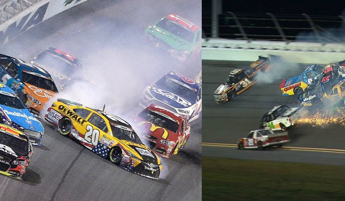 These Are The Differences Between Nascar Sprint Cup And Truck ...