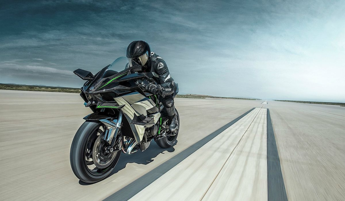 Kawasaki Is Planning A Superbike Attack With Its New Supercharged