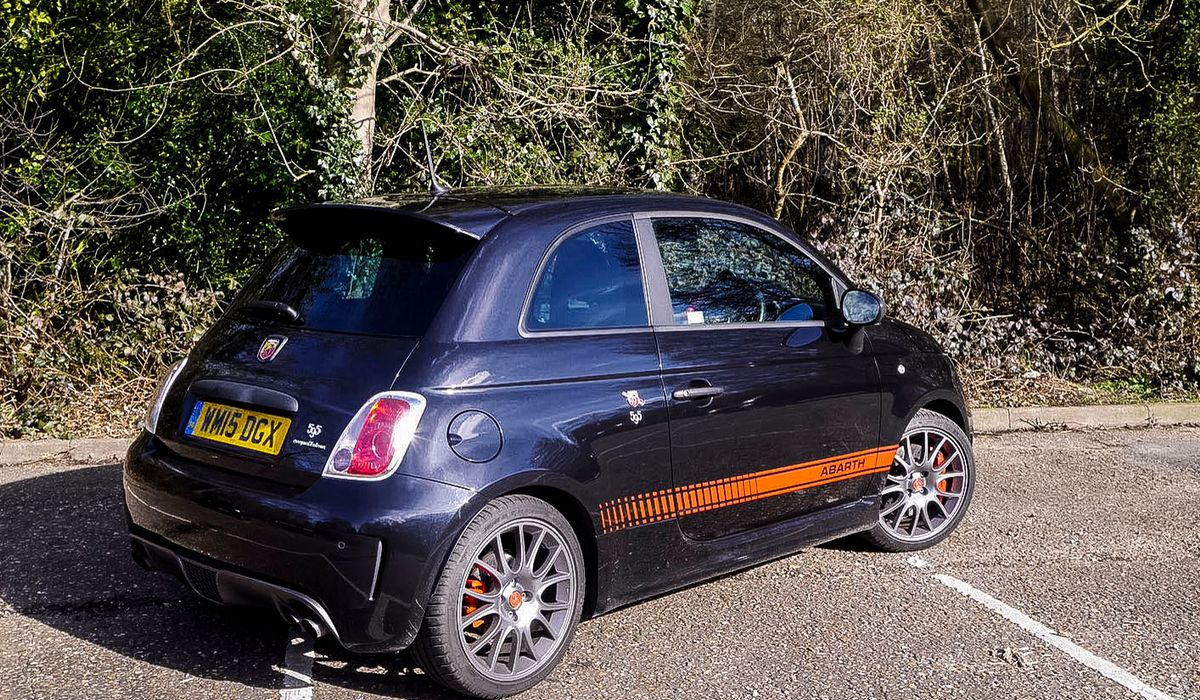 Fiat 500 abarth problems