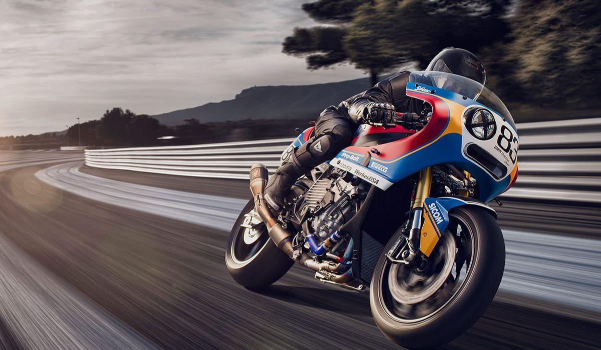 say hello to the world's sexiest bmw s1000rr: the optimus praëm
