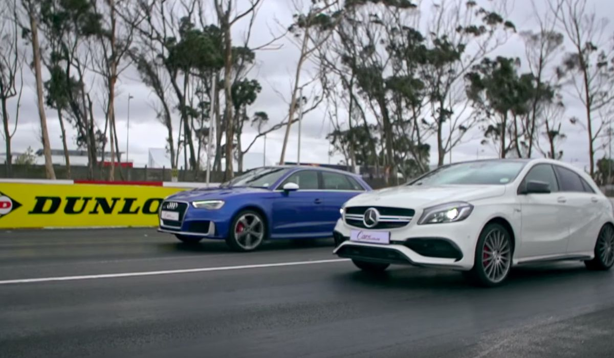 Audi RS3 Vs Mercedes A45 AMG: Which Mega Hatch Is Faster?